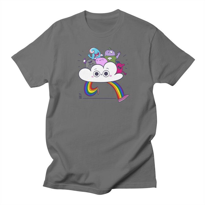 Cloud of diversity Men's T-Shirt by thiagoegg's Artist Shop
