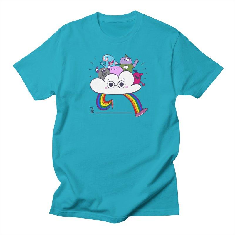 Cloud of diversity Women's Regular Unisex T-Shirt by thiagoegg's Artist Shop