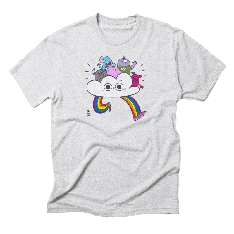 Cloud of diversity Men's Triblend T-Shirt by thiagoegg's Artist Shop