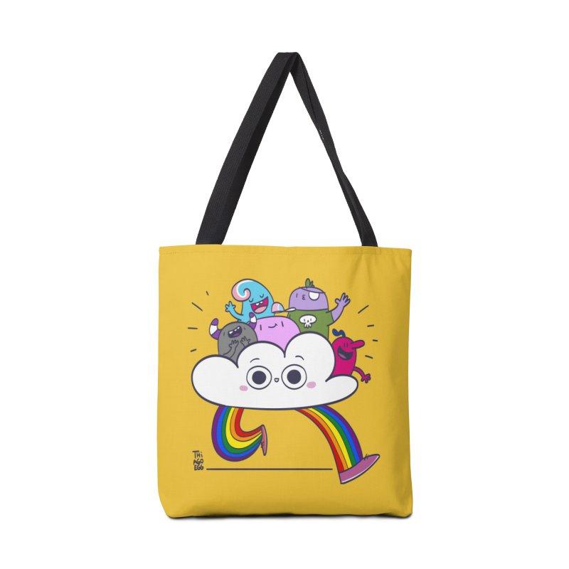 Cloud of diversity Accessories Tote Bag Bag by thiagoegg's Artist Shop