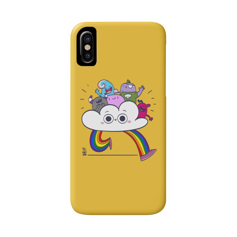 Cloud of diversity Accessories Phone Case by thiagoegg's Artist Shop
