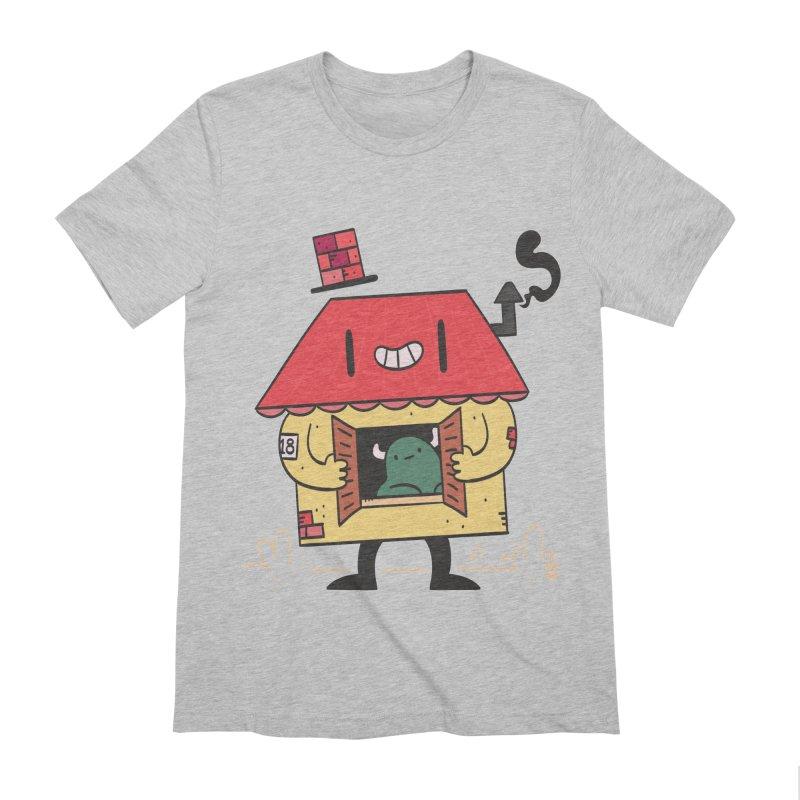 Casinha Men's Extra Soft T-Shirt by thiagoegg's Artist Shop