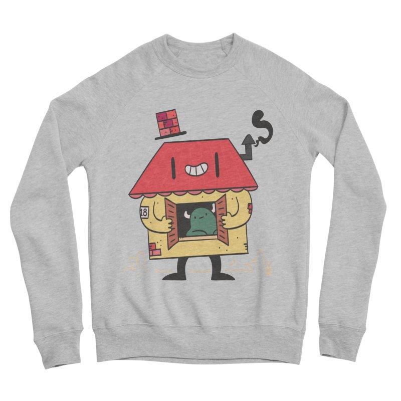 Casinha Women's Sponge Fleece Sweatshirt by thiagoegg's Artist Shop