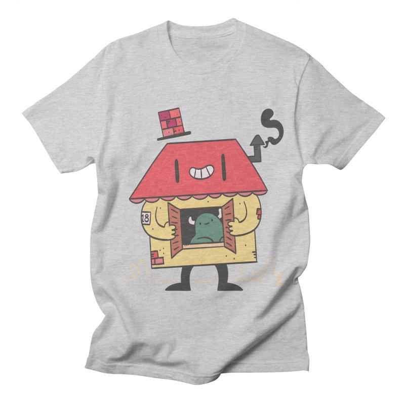 Casinha Women's Regular Unisex T-Shirt by thiagoegg's Artist Shop