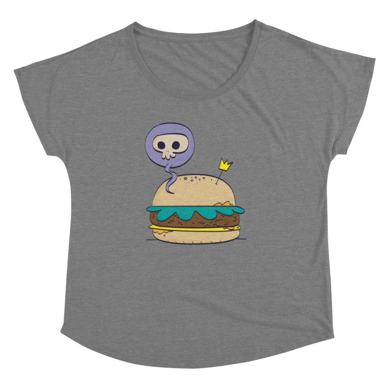 Death Burger Women's Dolman by thiagoegg's Artist Shop