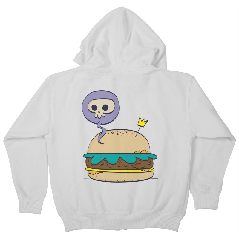 Death Burger   by thiagoegg's Artist Shop