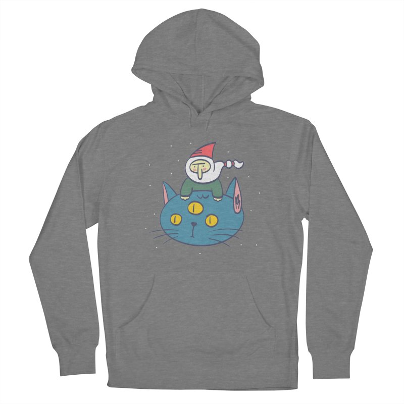 space wizard Women's Pullover Hoody by thiagoegg's Artist Shop
