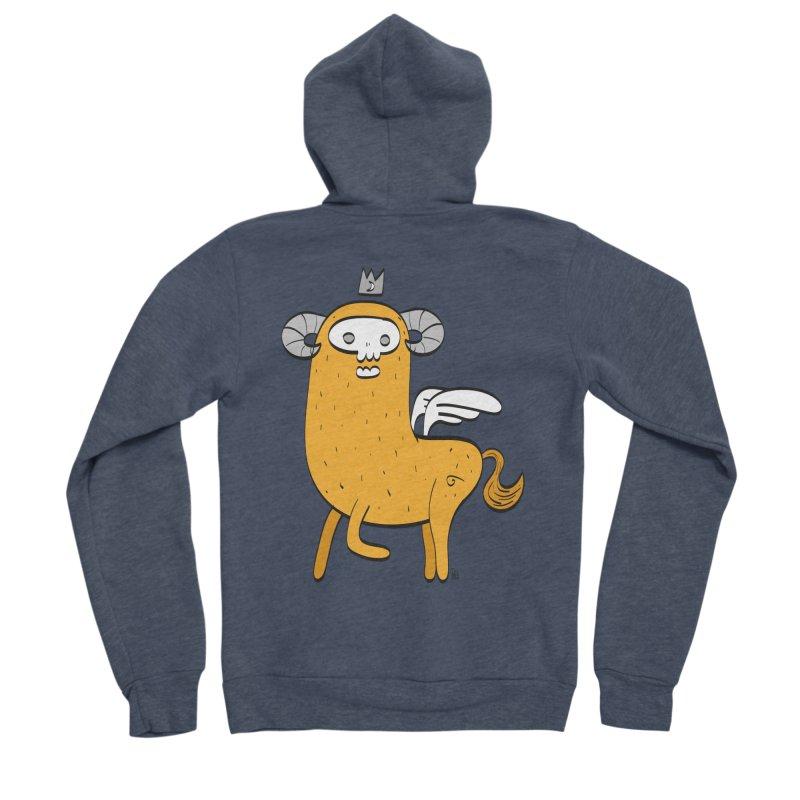 Chimera Men's Sponge Fleece Zip-Up Hoody by thiagoegg's Artist Shop