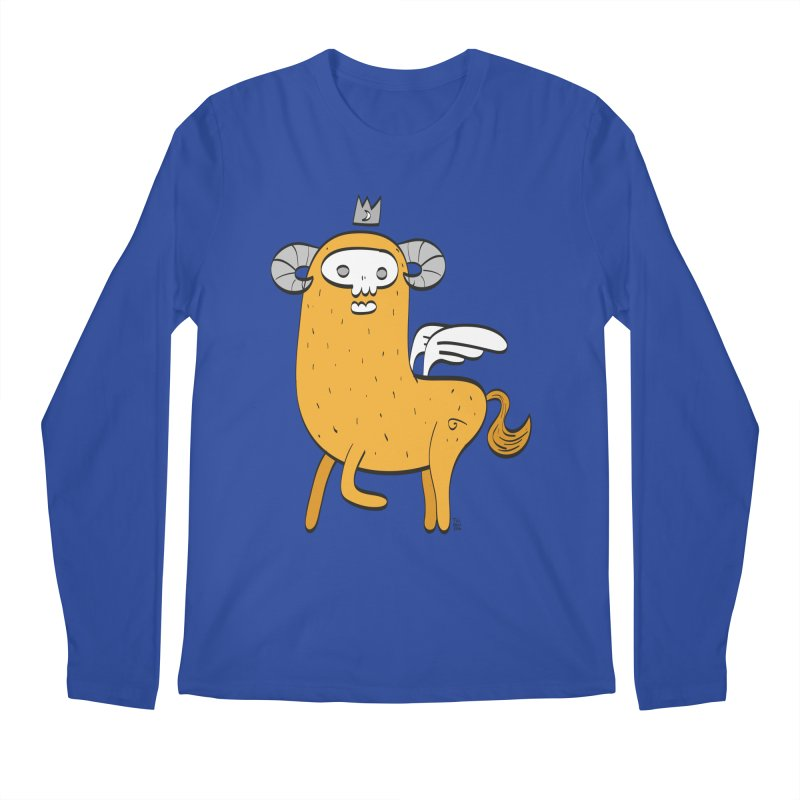 Chimera Men's Regular Longsleeve T-Shirt by thiagoegg's Artist Shop