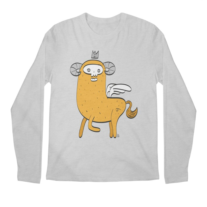 Chimera Men's Longsleeve T-Shirt by thiagoegg's Artist Shop