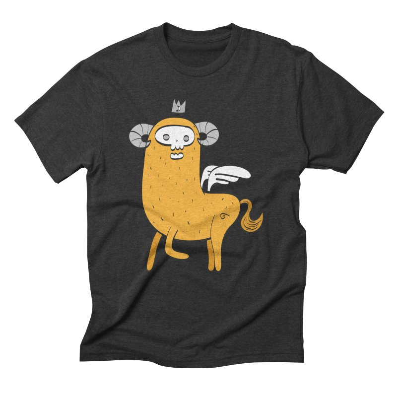 Chimera Men's Triblend T-Shirt by thiagoegg's Artist Shop