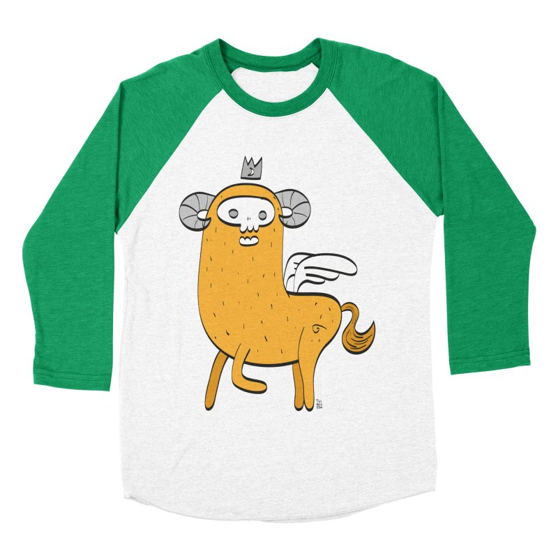 Chimera Women's Baseball Triblend T-Shirt by thiagoegg's Artist Shop