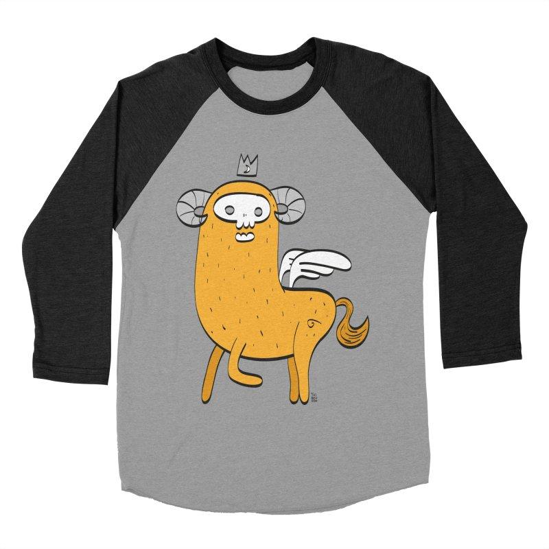 Chimera Men's Baseball Triblend Longsleeve T-Shirt by thiagoegg's Artist Shop