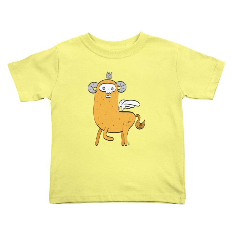 Chimera Kids Toddler T-Shirt by thiagoegg's Artist Shop