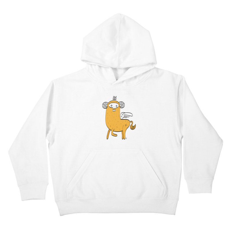 Chimera Kids Pullover Hoody by thiagoegg's Artist Shop