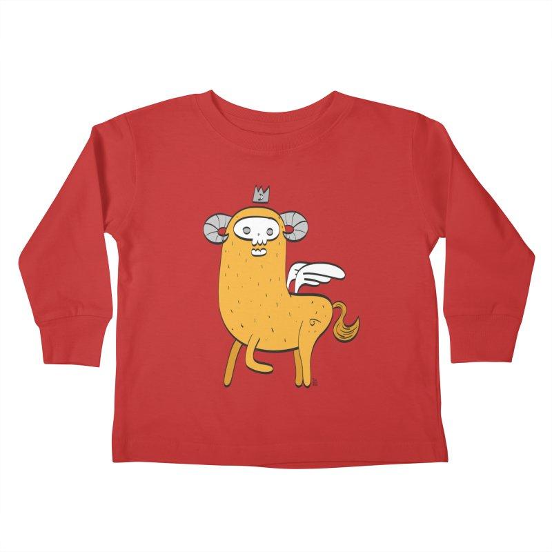 Chimera Kids Toddler Longsleeve T-Shirt by thiagoegg's Artist Shop