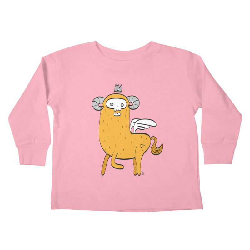 Chimera Kids Toddler Longsleeve T-Shirt by thiagoegg's Artist Shop