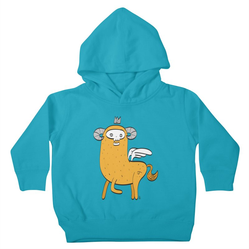 Chimera Kids Toddler Pullover Hoody by thiagoegg's Artist Shop