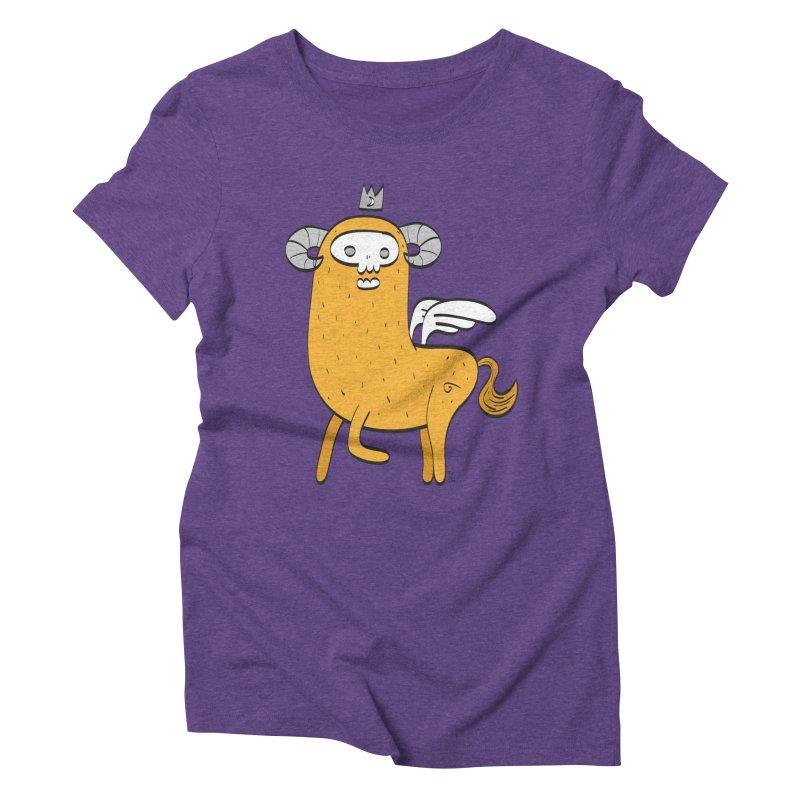 Chimera Women's Triblend T-Shirt by thiagoegg's Artist Shop
