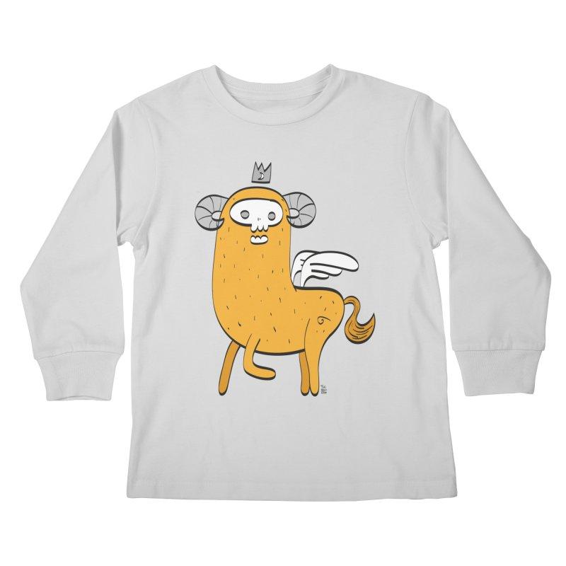 Chimera Kids Longsleeve T-Shirt by thiagoegg's Artist Shop