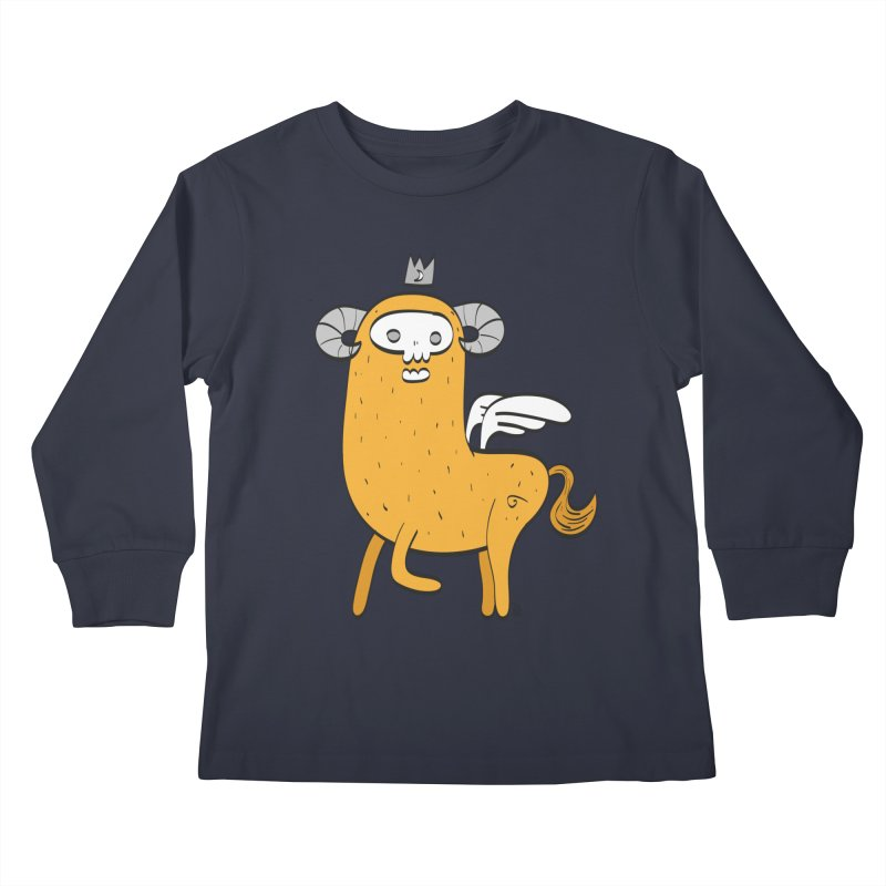 Chimera Kids Longsleeve T-Shirt by thiagoegg's Artist Shop
