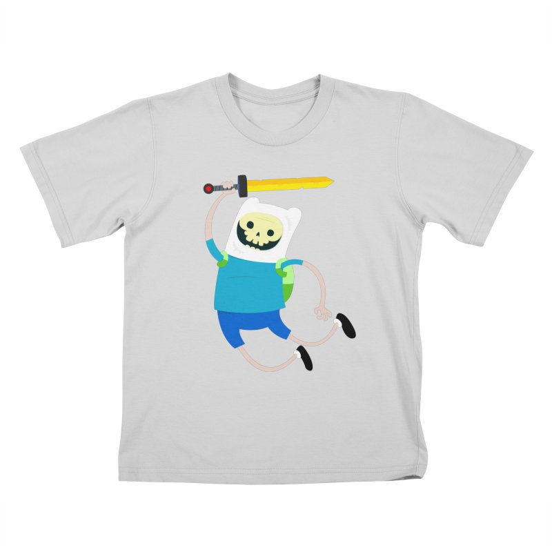 Finn the Skull Kids T-Shirt by thiagoegg's Artist Shop