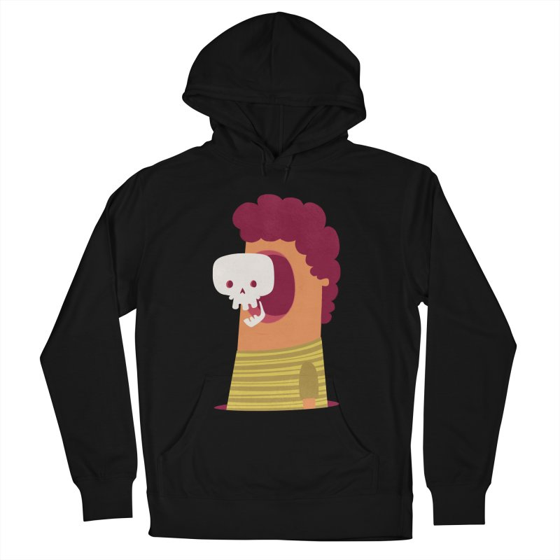 Out Women's French Terry Pullover Hoody by thiagoegg's Artist Shop