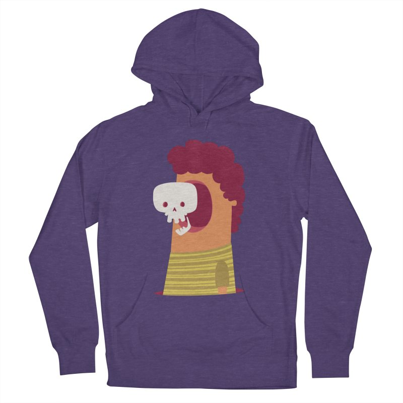 Out Men's French Terry Pullover Hoody by thiagoegg's Artist Shop