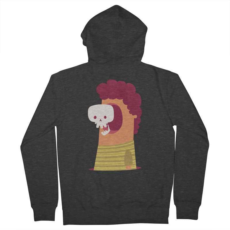 Out Women's Zip-Up Hoody by thiagoegg's Artist Shop