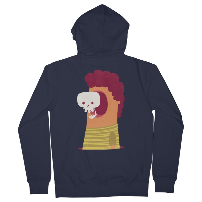 Out Men's Zip-Up Hoody by thiagoegg's Artist Shop