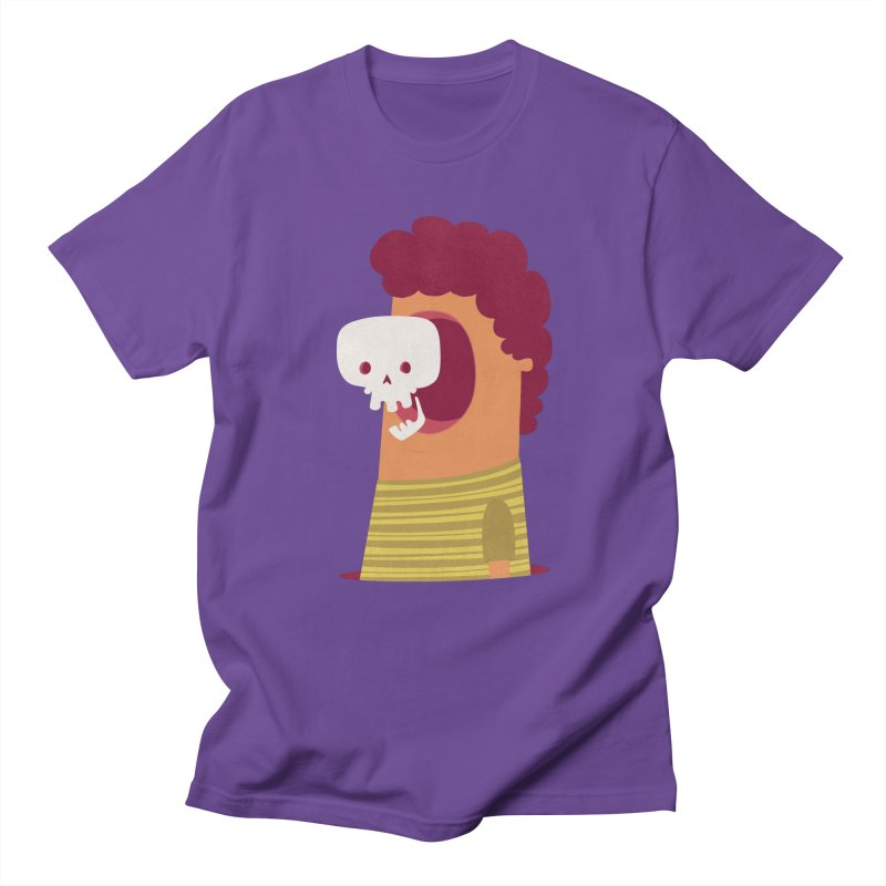 Out Men's Regular T-Shirt by thiagoegg's Artist Shop