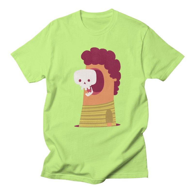 Out Men's T-shirt by thiagoegg's Artist Shop