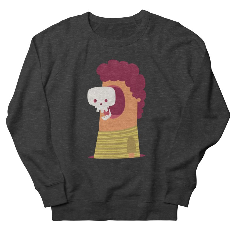 Out Women's French Terry Sweatshirt by thiagoegg's Artist Shop