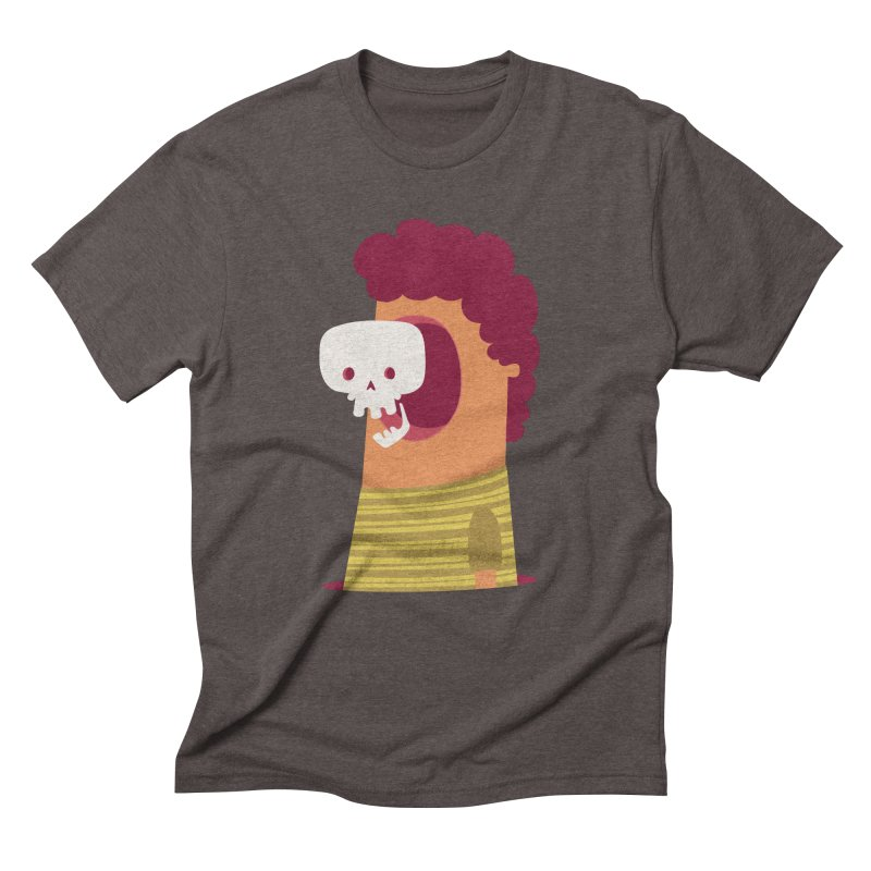 Out Men's Triblend T-Shirt by thiagoegg's Artist Shop