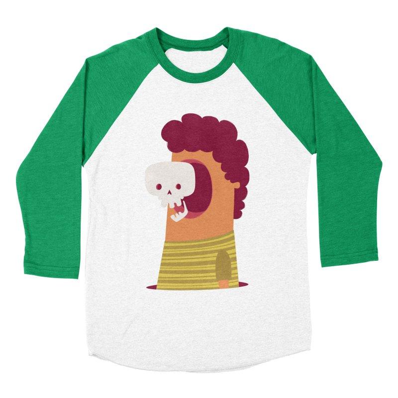 Out Women's Baseball Triblend Longsleeve T-Shirt by thiagoegg's Artist Shop