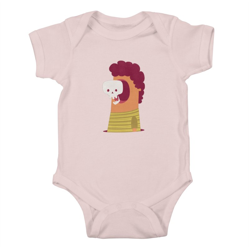 Out Kids Baby Bodysuit by thiagoegg's Artist Shop