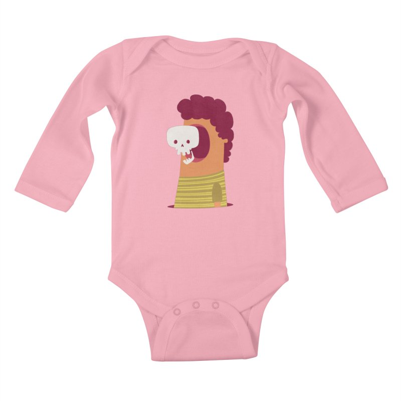 Out Kids Baby Longsleeve Bodysuit by thiagoegg's Artist Shop