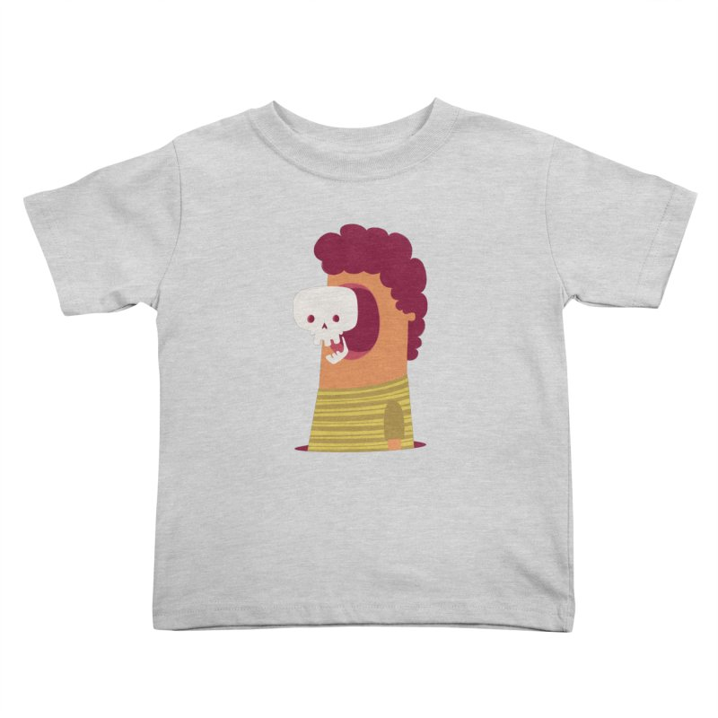 Out Kids Toddler T-Shirt by thiagoegg's Artist Shop