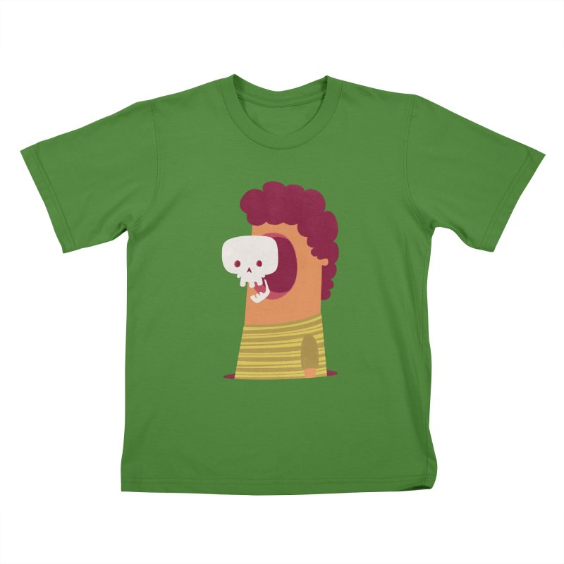 Out Kids T-shirt by thiagoegg's Artist Shop