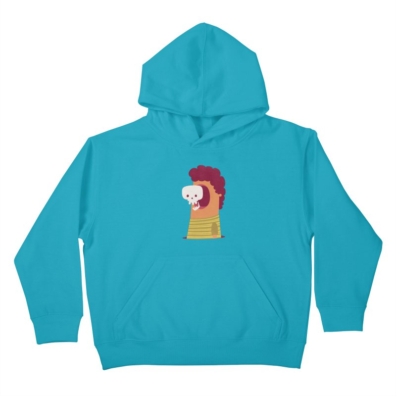 Out Kids Pullover Hoody by thiagoegg's Artist Shop