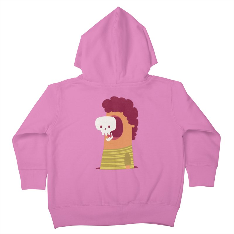 Out Kids Toddler Zip-Up Hoody by thiagoegg's Artist Shop
