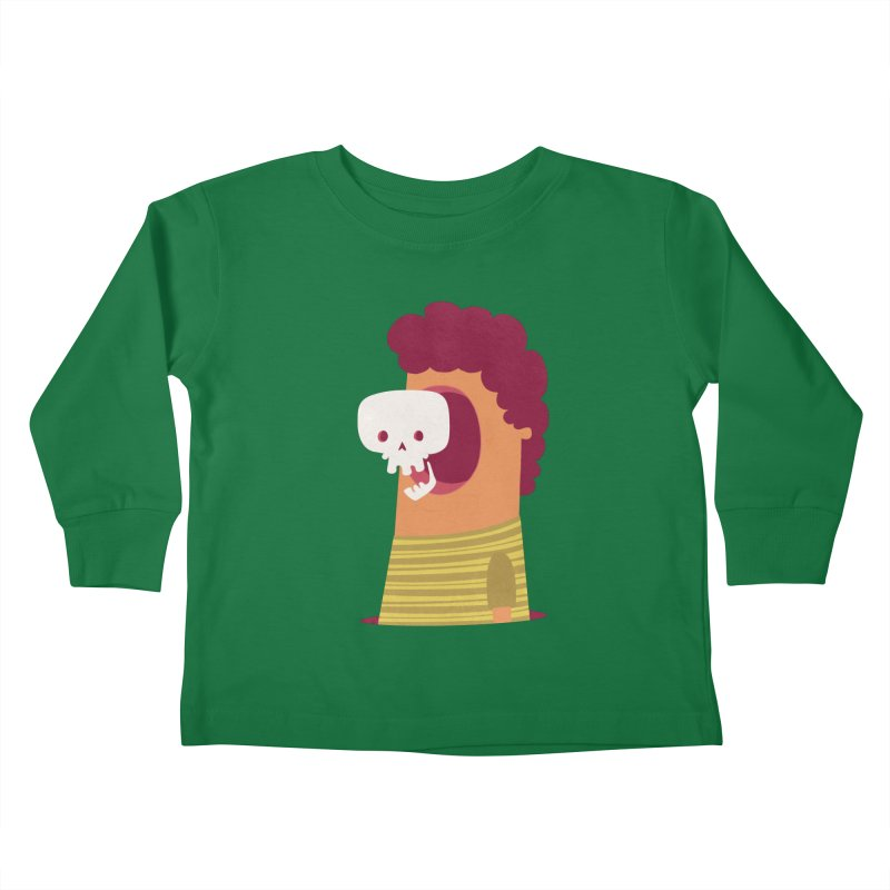 Out Kids Toddler Longsleeve T-Shirt by thiagoegg's Artist Shop