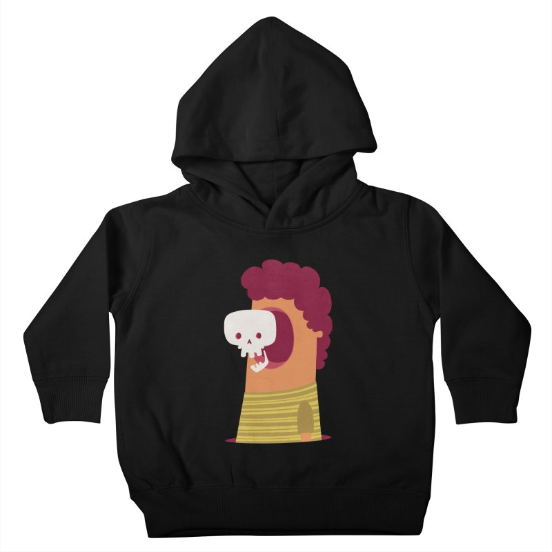Out Kids Toddler Pullover Hoody by thiagoegg's Artist Shop
