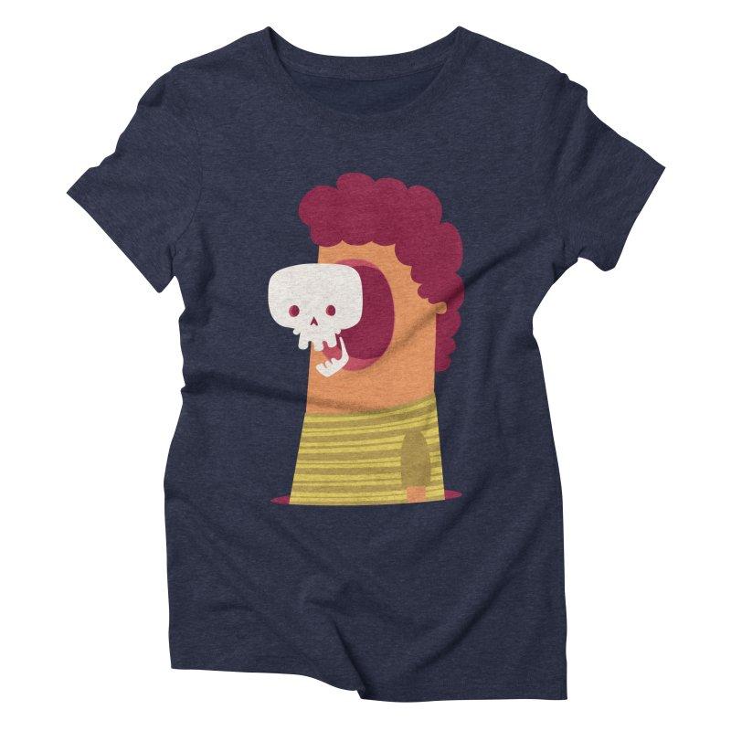 Out Women's Triblend T-shirt by thiagoegg's Artist Shop