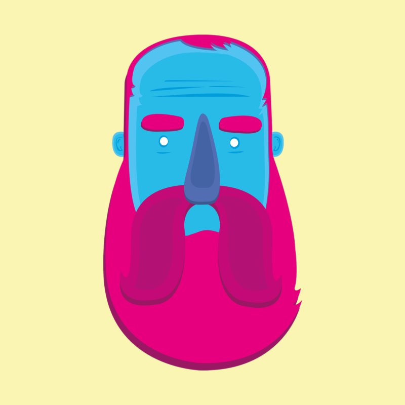 Beard by thiagoegg's Artist Shop