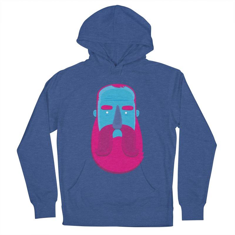 Beard Women's Pullover Hoody by thiagoegg's Artist Shop