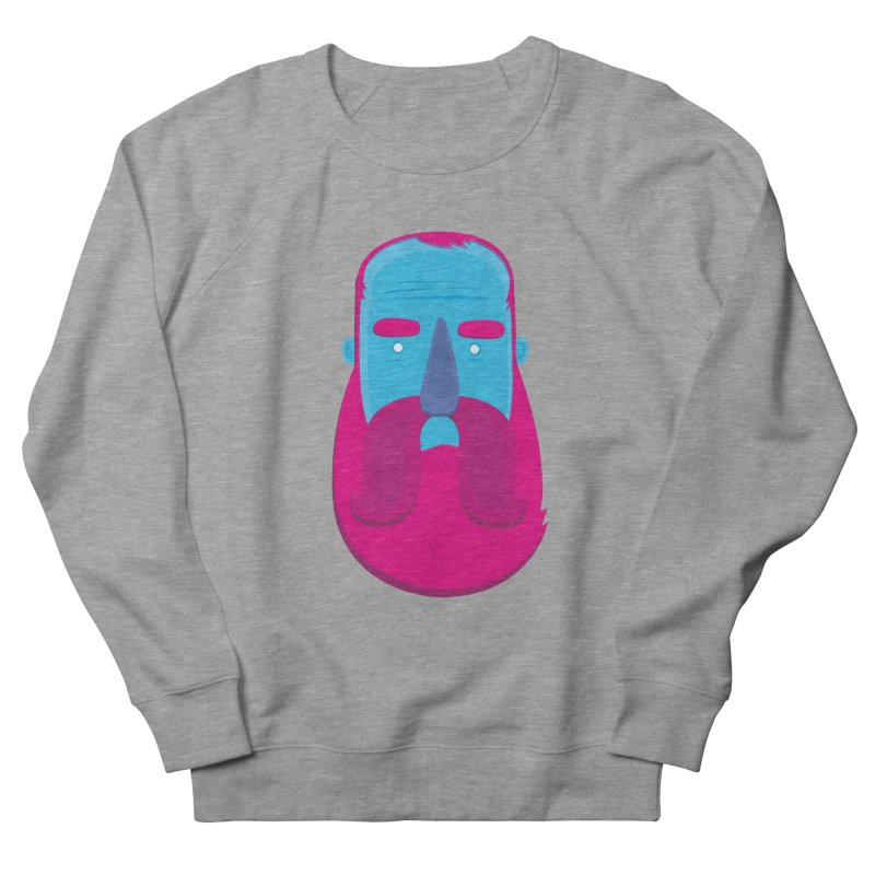 Beard Women's Sweatshirt by thiagoegg's Artist Shop