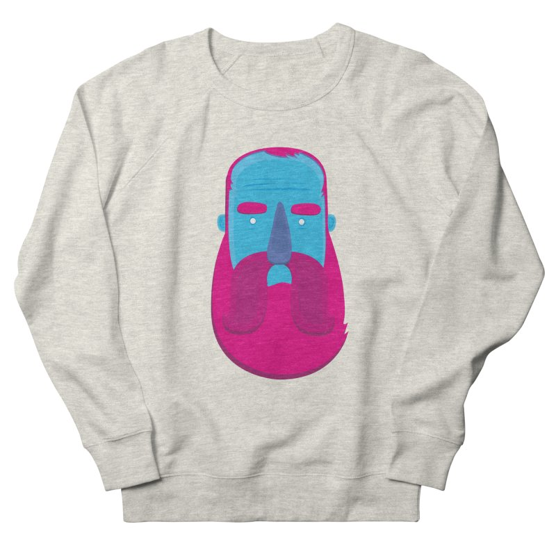 Beard Women's Sweatshirt by thiagoegg's Artist Shop