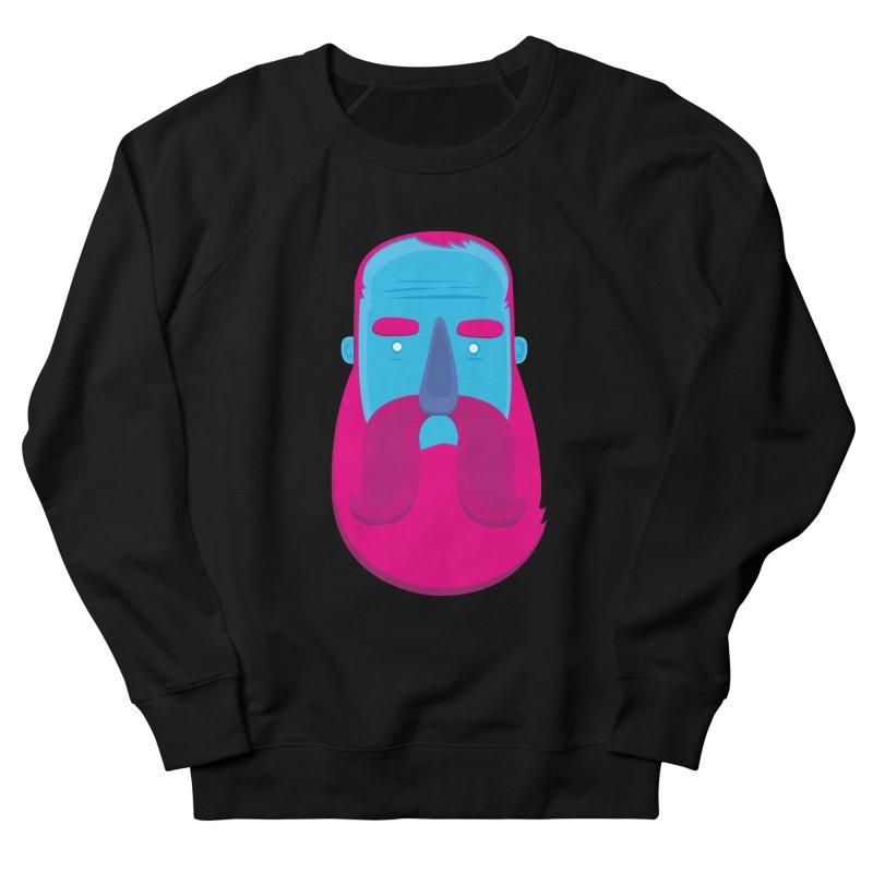Beard Men's Sweatshirt by thiagoegg's Artist Shop