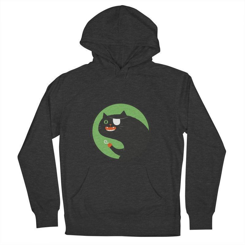 Pirate Cat Women's Pullover Hoody by thiagoegg's Artist Shop
